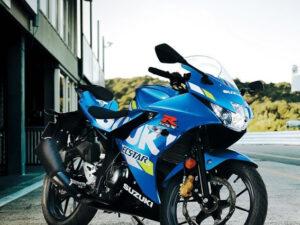 Suzuki GSX-R125XA M0